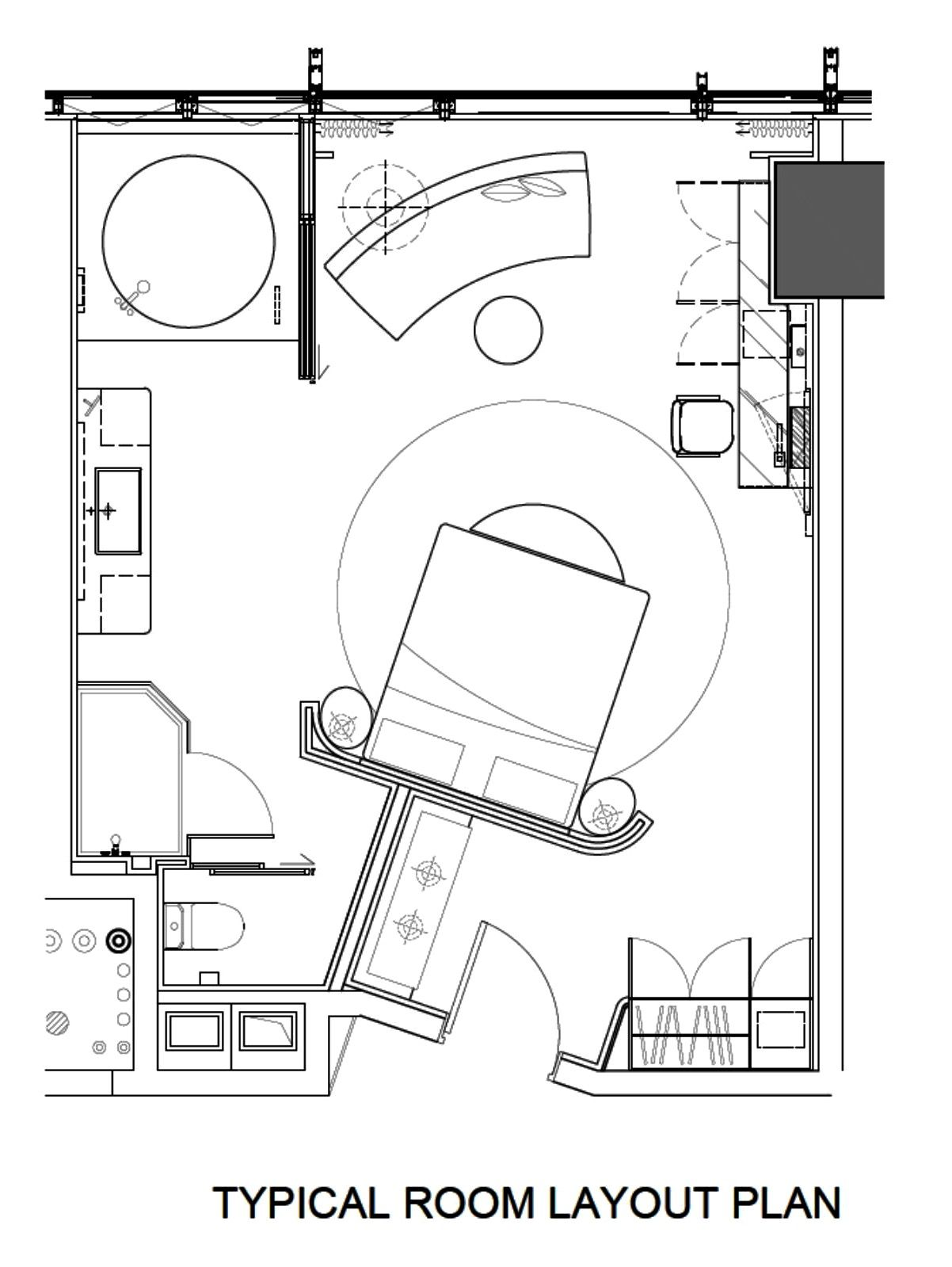 Hard Rock Hotel Shenzhen By Cl3 Architects Hotel Arquitectura Plano Hotel Interiores De Hoteles
