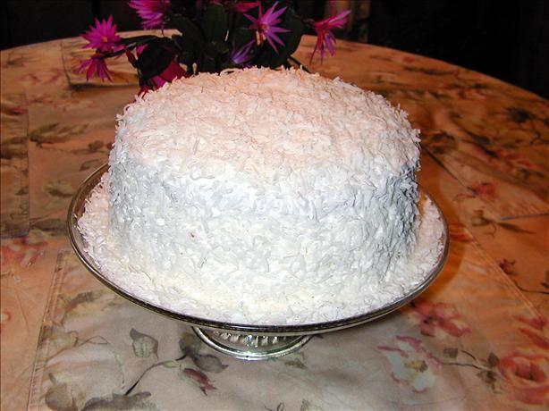 Paula Deen's Jamie's Coconut Cake -   23 coconut cake recipes ideas