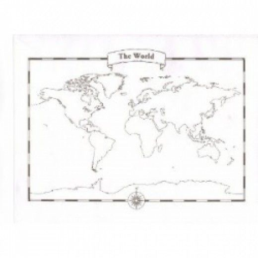 Looking For A Blank World Map Free Printable World Maps To Use In - Printable world maps for students