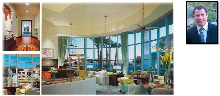 John Travolta's Airport Estate Home in Ocala, Florida