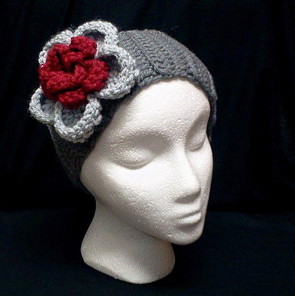 Ear warmer / headband | crochet | Pinterest