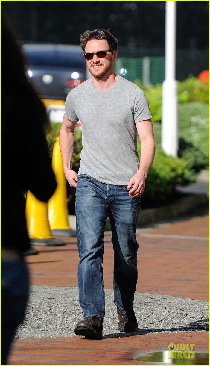 James McAvoy - June 8th 2014