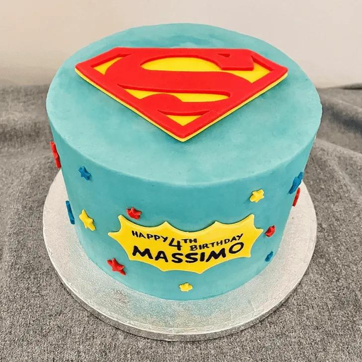 superman cake design pictures Superman Cake Design Images (Superman Birthday Cake Ideas) in 1