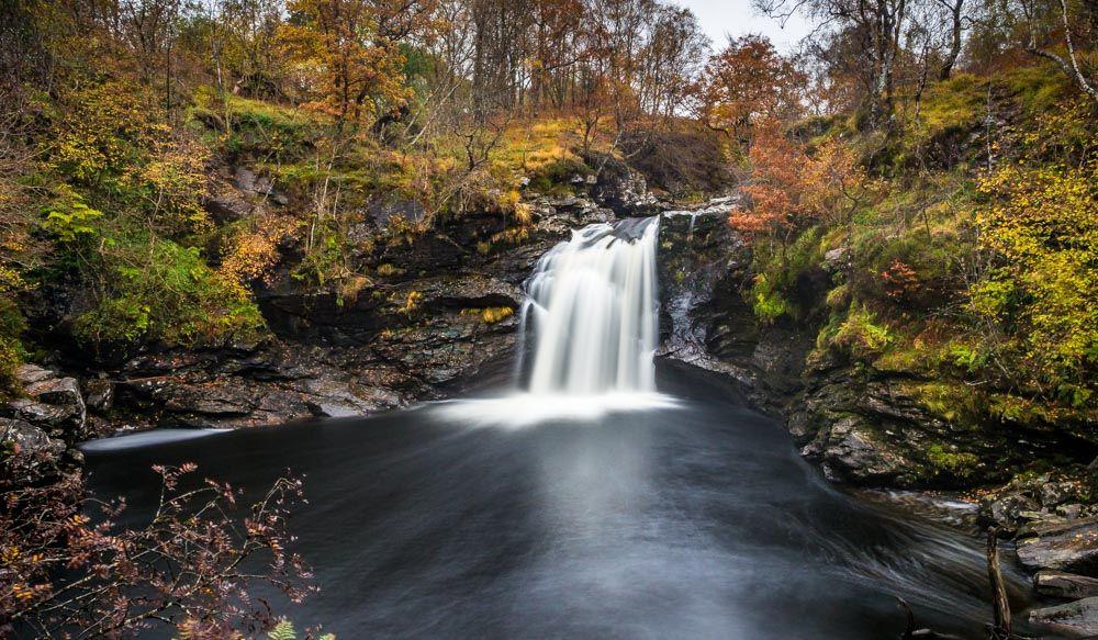 Falls of Falloch – A Loch Lomond Beauty Spot