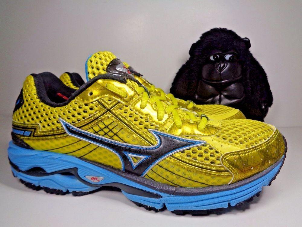mizuno womens running shoes size 8.5 in cm tour