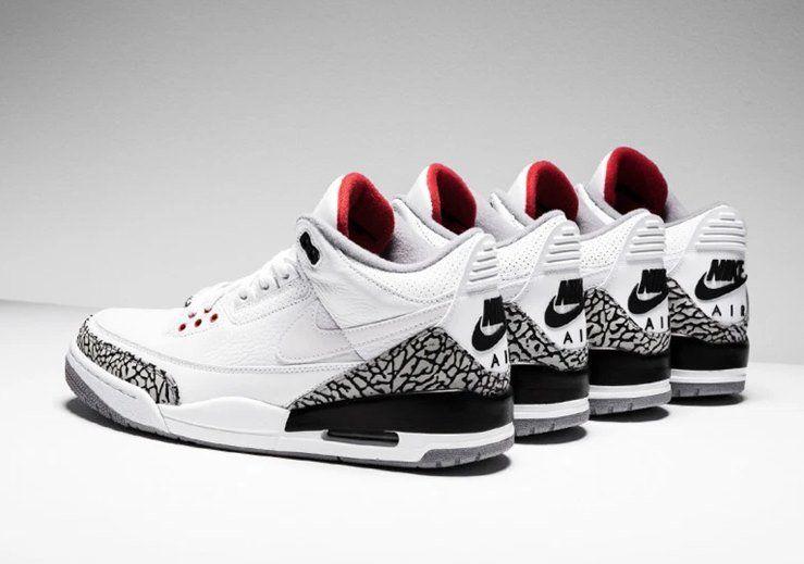 the latest 89d64 86e78 Nike Air Jordan 3 JTH (Justin Timberlake/Tinker Hatfield ...