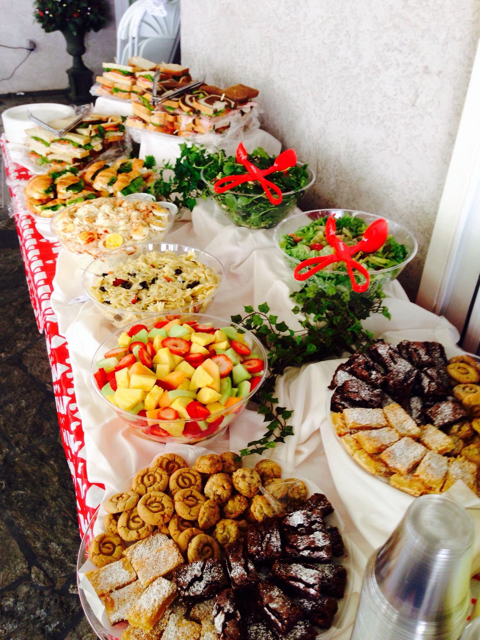 Celebration Of Life Gathering Catering The Avocado
