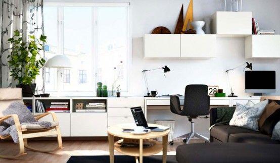 Salas IKEA 2012 | Diseño de muebles, Muebles de estudio