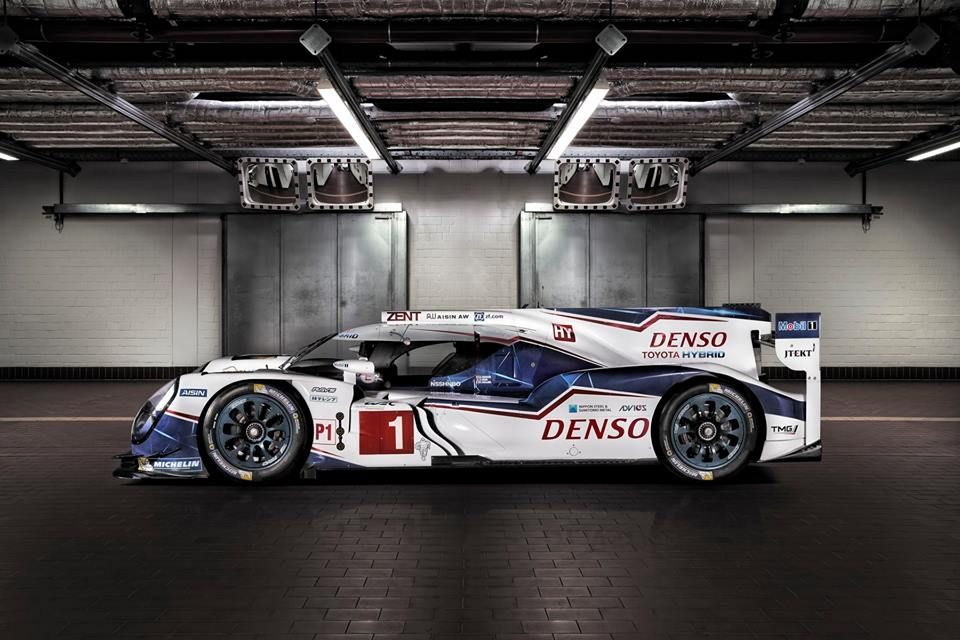 TMG LMP Race Car with Rays Engineering wheels Rays has been involved ...
