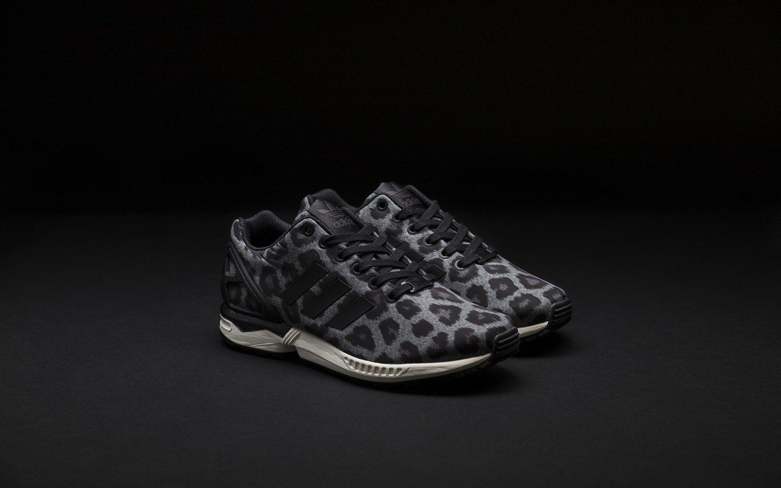 nike skor leopardmönster