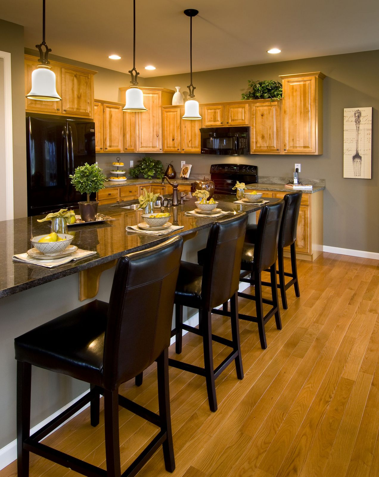 Rockport Gray With Golden Oak Kitchen Raelin Encinas With Images