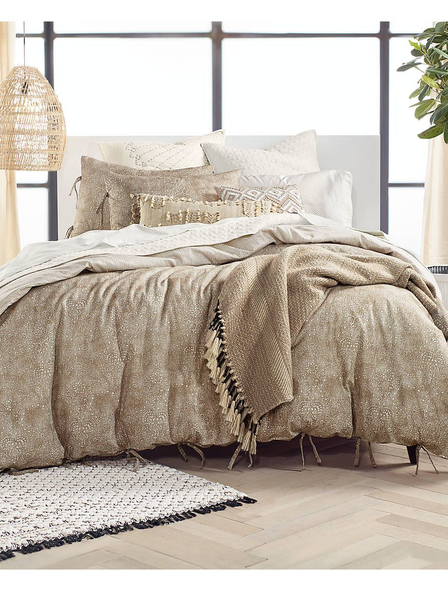 Kashmir Duvet Set Comforter sets, Bedding sets, Full