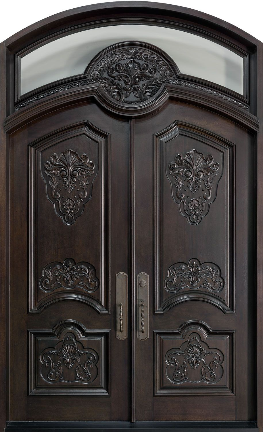 New Heritage Collection Hand Carved Doors » Custom Wood Doors . : doors collection - pezcame.com