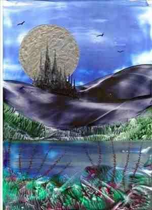 silver moon castle