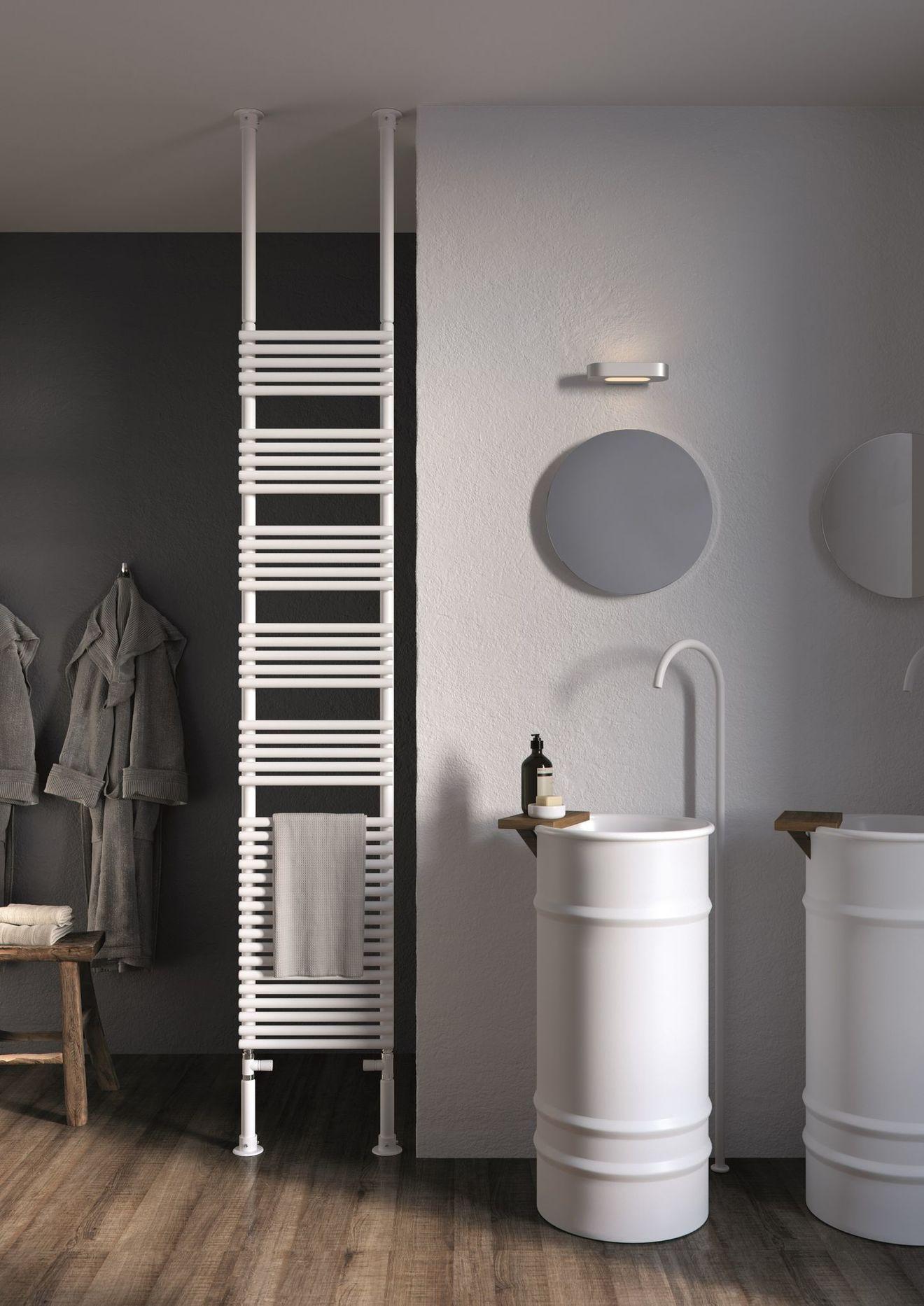 Hauteur Porte Serviette Salle De Bain sèche serviettes : sélection électrique, eau chaude   sèche