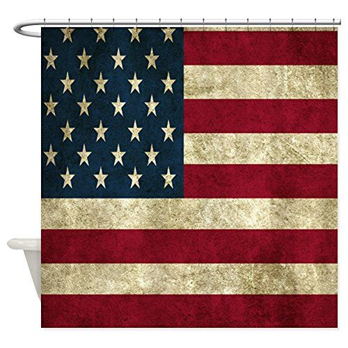 Cafepress Usa Flag Grunge Decorative Fabric Shower Curtain You Can Find More Details By Visiting T Iphone Wallpaper Usa 4th Of July Wallpaper Flag Design