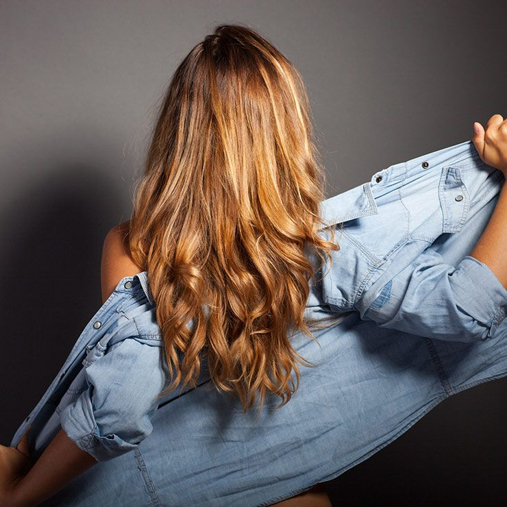6 Natural Ways To Dye Your Hair Without Chemicals Blonde