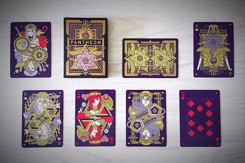 Playing Cards poker juego de naipes cardistry Skateboard v2 Marked