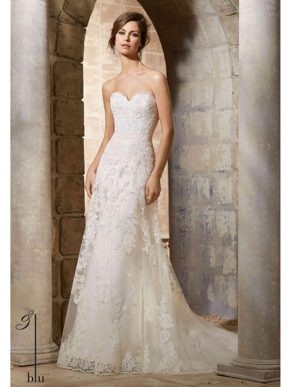 Blu by Mori Lee - Wedding Dress Style No.5367 | WEDDING! - bridal ...