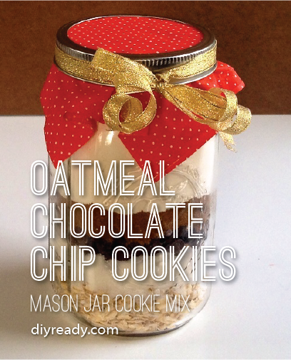 Cookie Mix Jar Recipe