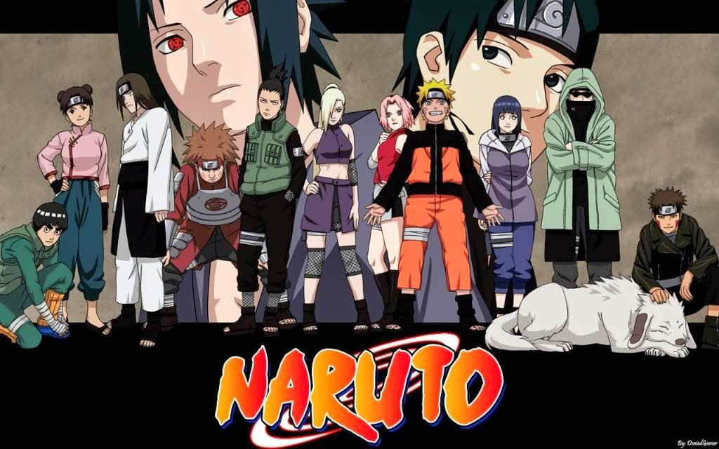 Daftar 10 Anime Jepang Terbaik dan Terpopuler Naruto