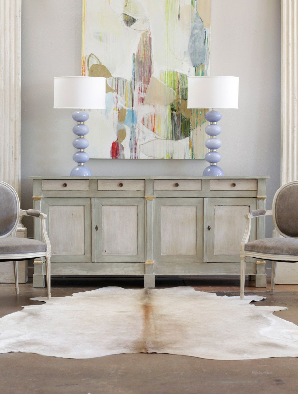 meredith pardue art murano glass lamps antique mint buffet louis xvi armchairs art. Black Bedroom Furniture Sets. Home Design Ideas