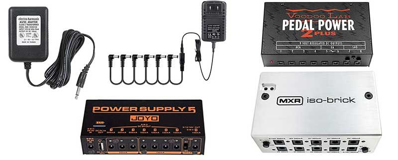 How to Power Your Guitar Pedals: Batteries, Supplies, FAQ - Guitar Gear Finder