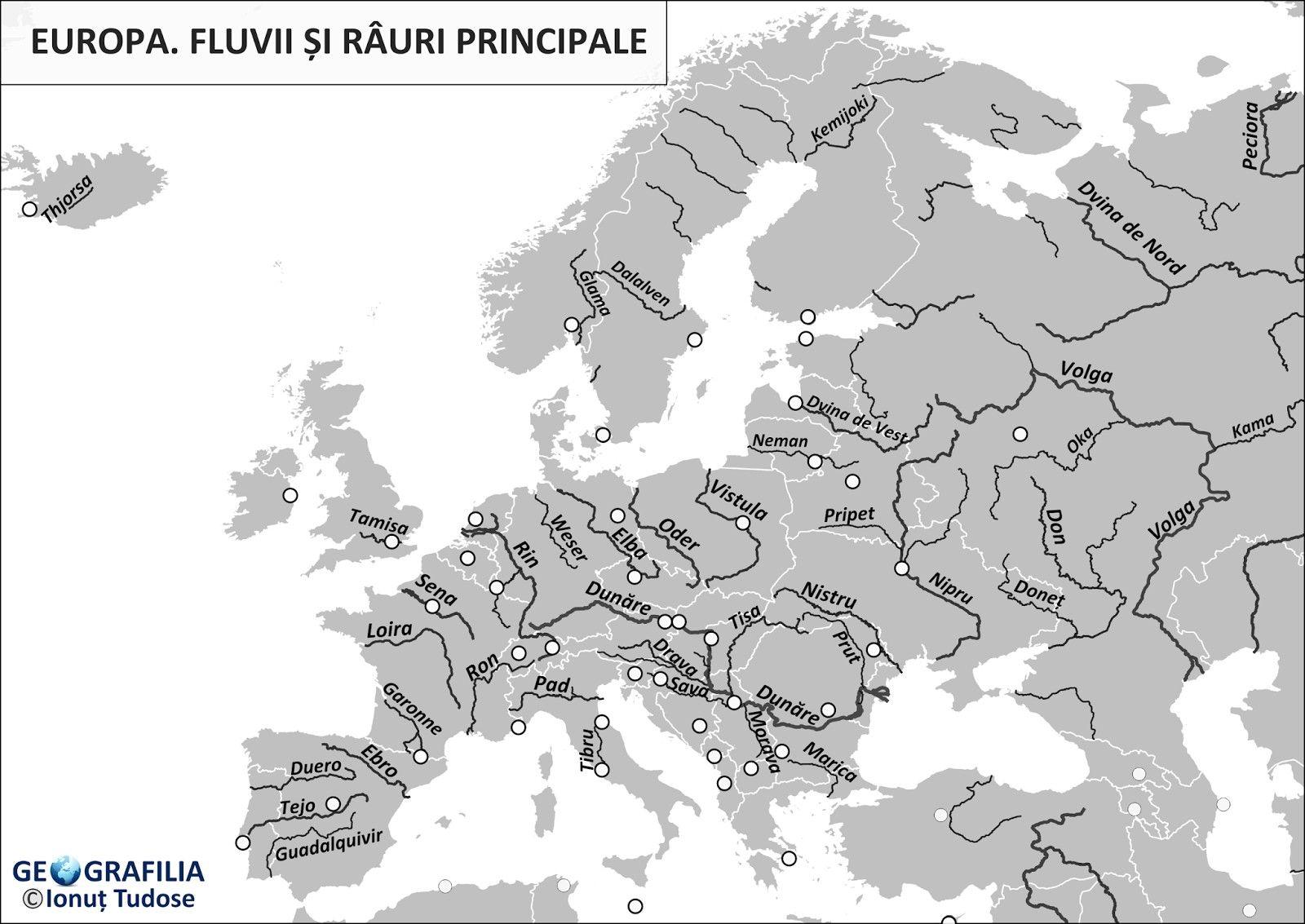 Europa Map Rauri