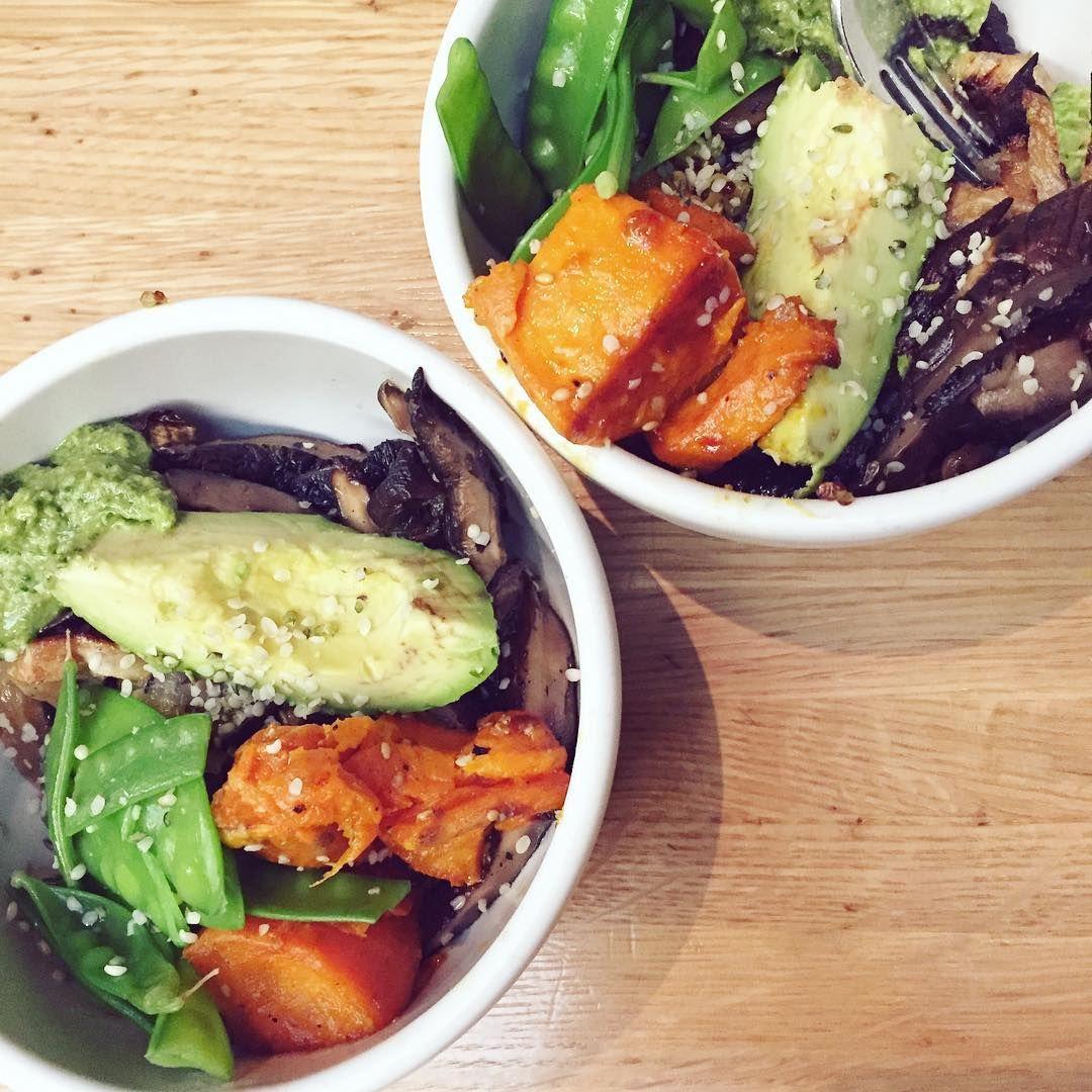 Teriyaki Quinoa Bowl from True Food Kitchen in San Diego, CA | Plant ...