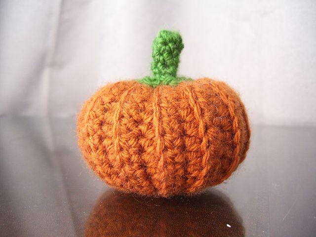 Ravelry: joliet\'s crocheted Pumpkin | crochet | Pinterest | Tejido ...