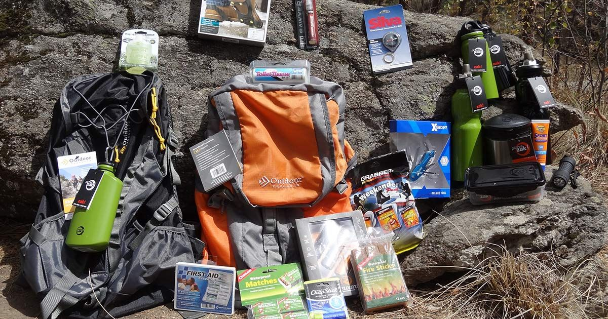 The summer's not over! There's still time to get out and enjoy the great outdoors and Zak wants to help get you ready for it with this amazing hiking package that includes all the essentials you'll need to hit the trail in style. Enter today and get ready for your next adventure!