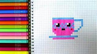 Pixel Art Facile Sans Noir Une Plaque Yahoo Image Search Results