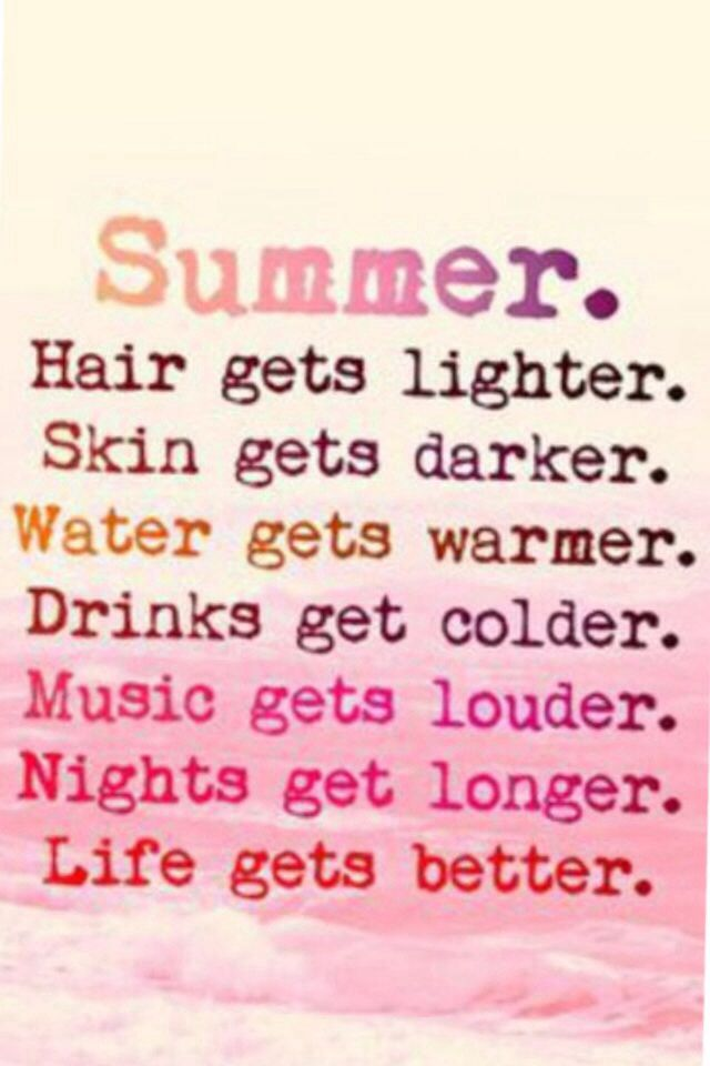 Cant Wait 4 Summer Vacation Young Wild Free Pinterest