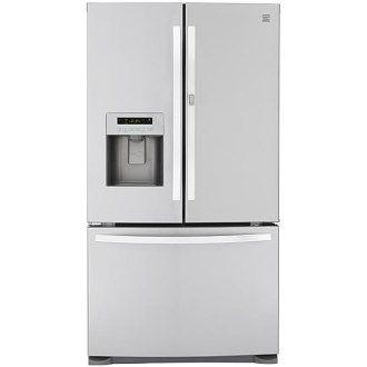 Bimsmith Market French Door Bottom Freezer Refrigerator W Grab N Go Door Home Appliances French Door Bottom Freezer French Door Bottom Freezer Refrigerator