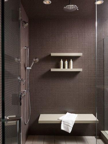 Shower Bench Houzz Shower Shelves Glass Shower Shelves Bathroom Shelf Decor