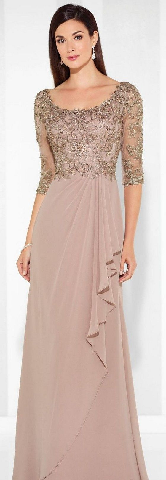 Best Evening Dresses Elegant High 60+Ideas | Vestidos bellos ...