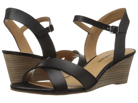 Lucky Brand Jaidan - Wedge option for the Halogen outfit. 2.25 in heel