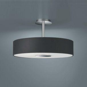 Moderne Deckenlampe in schlichter Form und zwei Trendfarben   WOHNLICHT