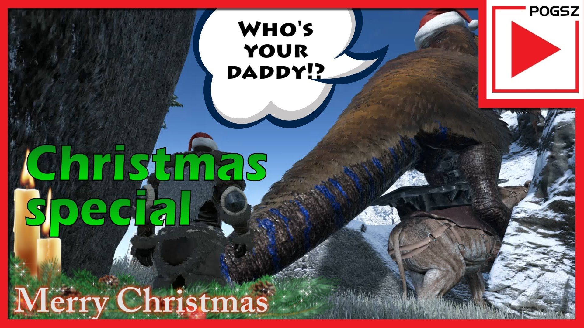 ARK survival Christmas fun with ark admin console commands and the