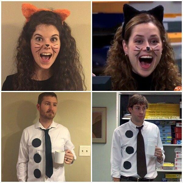 halloween costume office