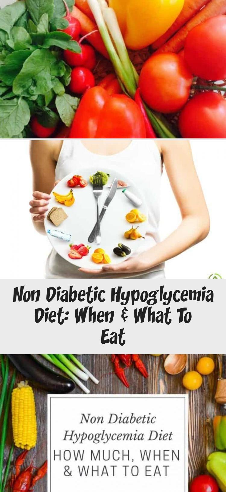 non diabetic hypoglycemia frpm dieting