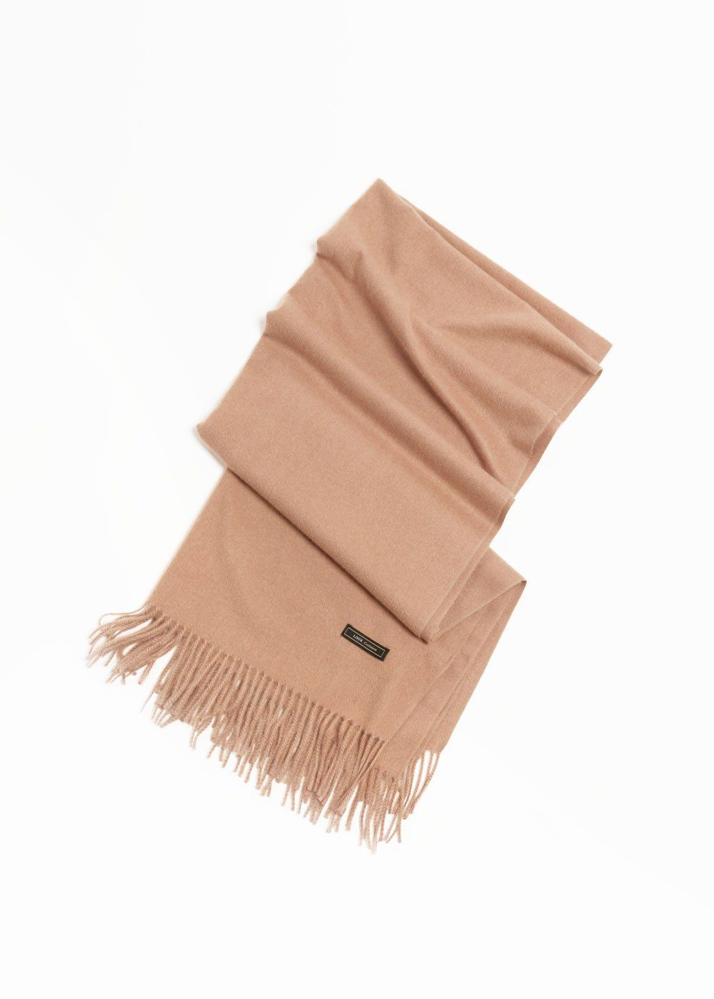 2a590e37bff Soft Basic Cashmere Scarf – Look By M