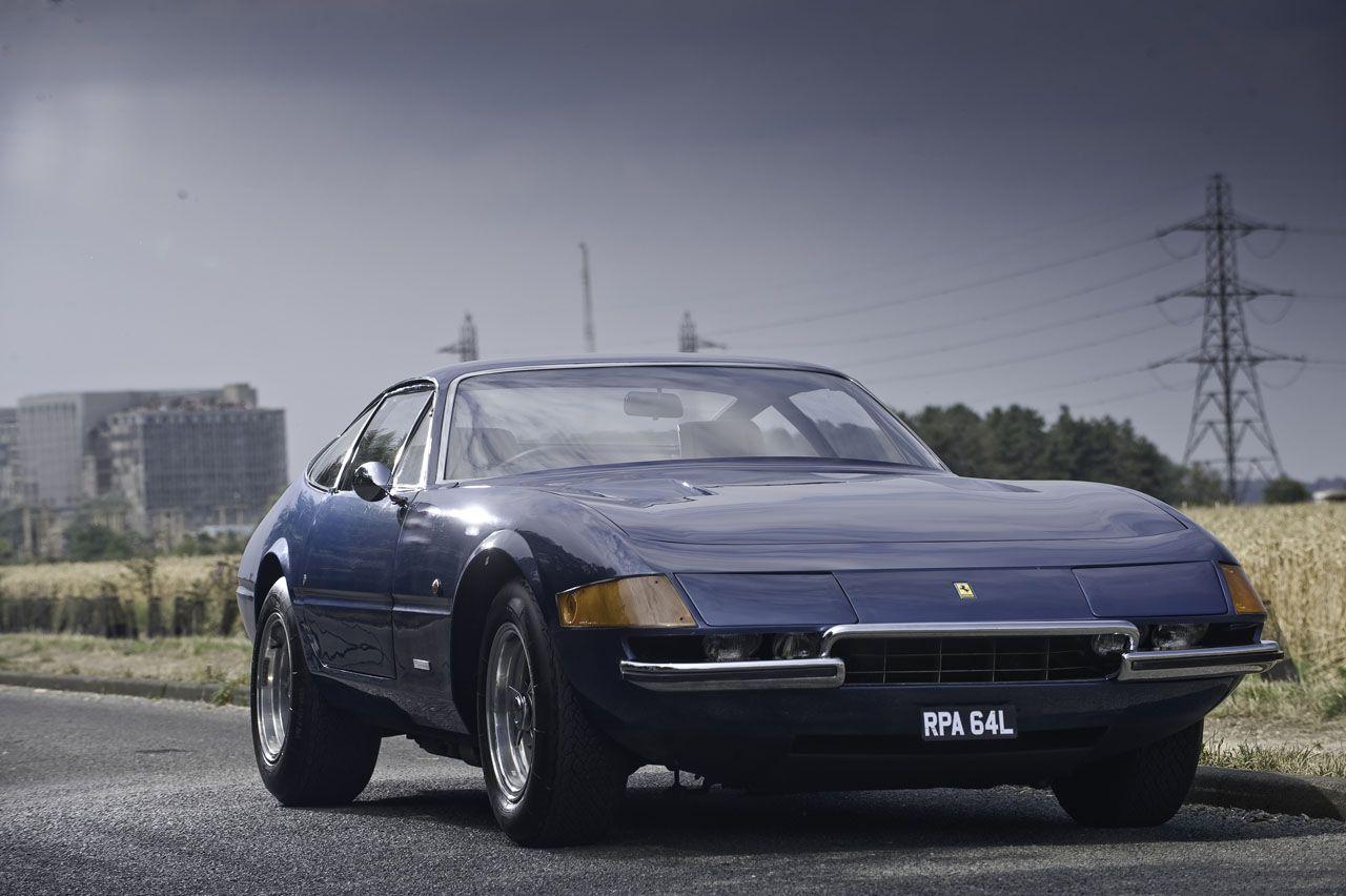 Prince Charles Ferrari 3 -