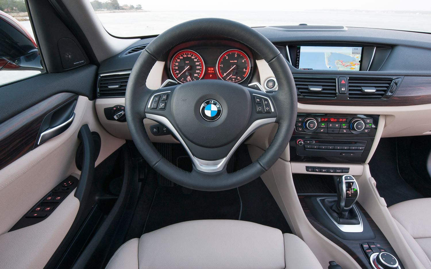 2017 Bmw X1 M Interior Design Changes Review High Resolution