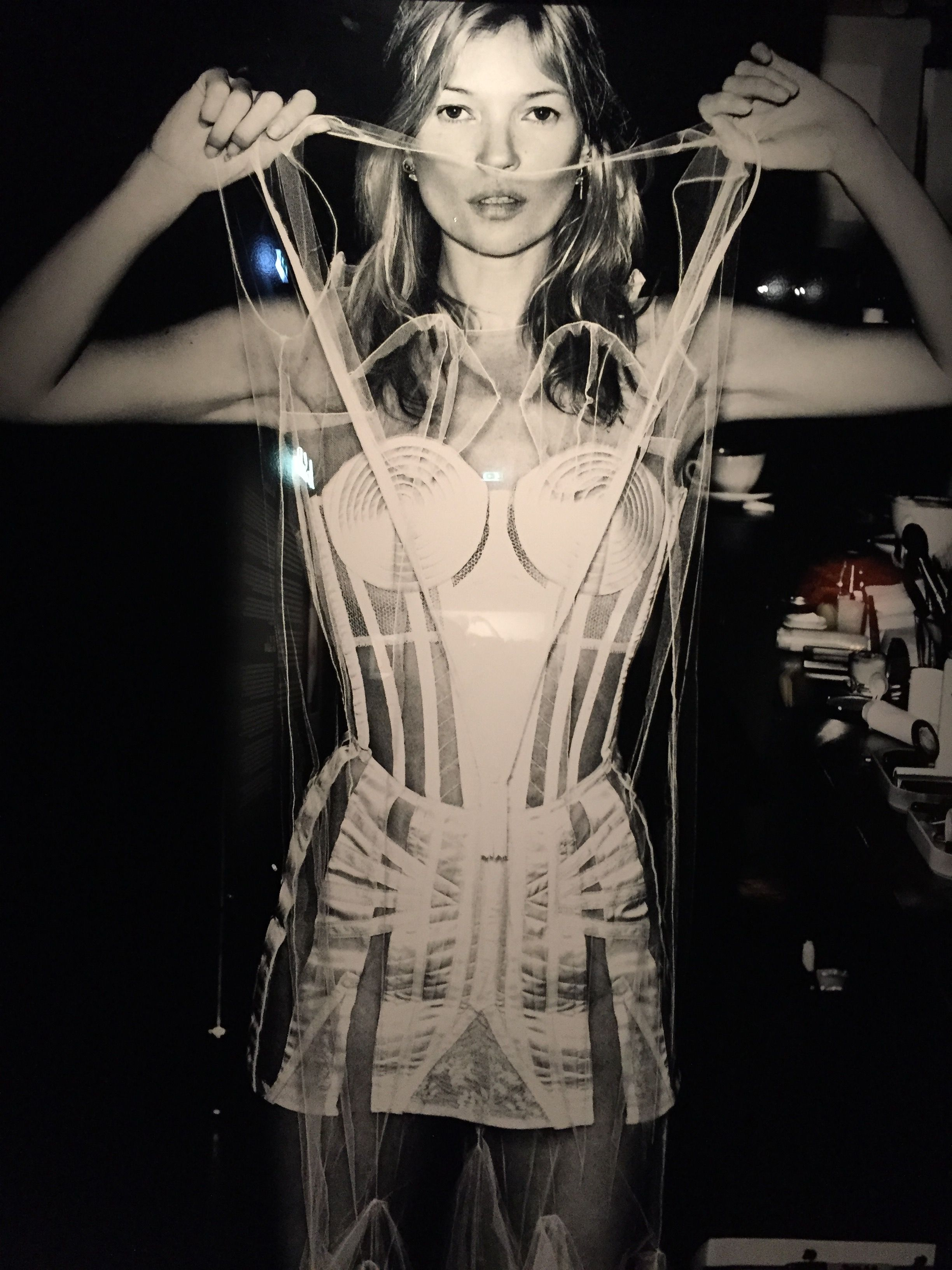 Kate Moss GaultierParfums In Paul Jean v0NynmOw8