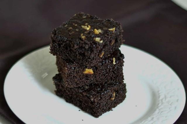 The Bestever Chocolaty & Chewy Brownie Recipe – Annapurnaz