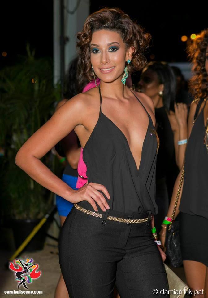 Miss Universe Trinidad & Tobago 2015 Jevon King - Gary