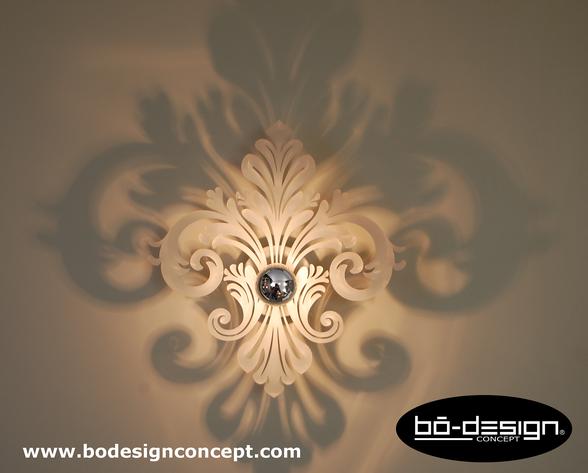 applique contemporaine,applique murale hotel,luminaire baroque ...