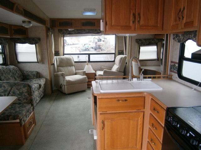 Used 2005 Keystone Mountaineer Fifth Wheel For Sale In ...