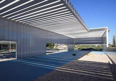 children's play area for Boadilla del Monte | Eduardo Navadijos y Csaba Tarsoly Arquitectos